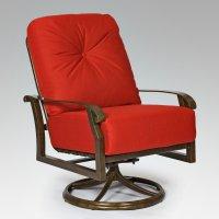 Woodard Cortland Swivel Rocking Lounge Chair Cushions