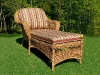 wicker-chaise