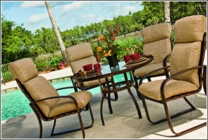 Dining Chair Cushions Chaise Lounge Outdoor Sofa Patio Seat