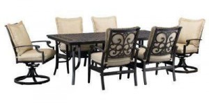 Thomasville Messina 7pc Dining Set Replacement Cushions