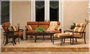Agio Majorca Replacement Cushions