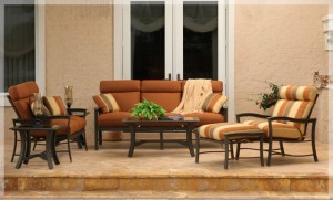 Agio Majorca Collection Replacement Cushions