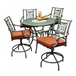 Garden Oasis Monaco Patio Dining Set Replacement Cushions