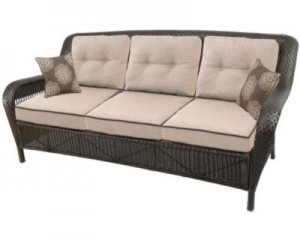 Garden Oasis Napa Valley Sofa Replacement Cushions