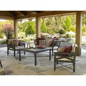 Garden Oasis Raymond 4-piece Deep Seating Set Replacement Cushions
