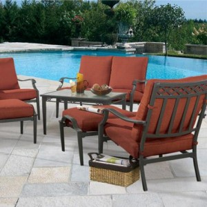 Garden Oasis Winfield Collection Replacement Cushions