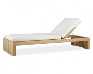 Williams Sonoma Larnaca Outdoor Chaise
