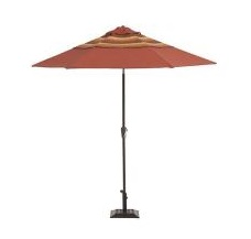 Martha Stewart Living Belle Isle 9ft. Patio Umbrella
