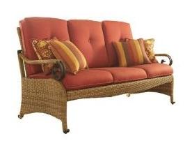 Martha Stewart Living Belle Isle Patio Sofa Cushions