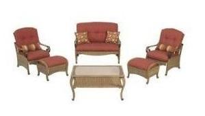 Martha Stewart Living Belle Isle Replacement Cushions