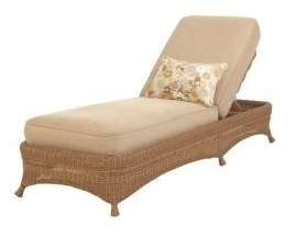 Martha Stewart Living Lily Bay Chaise Lounge Patio Cushions