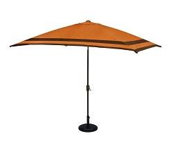 Martha Stewart Living Mallorca II 10 Patio Umbrella