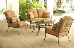 Martha stewart patio furniture cushions