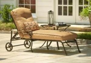 Martha Stewart Living Miramar II Cushions for your Chaise Lounge