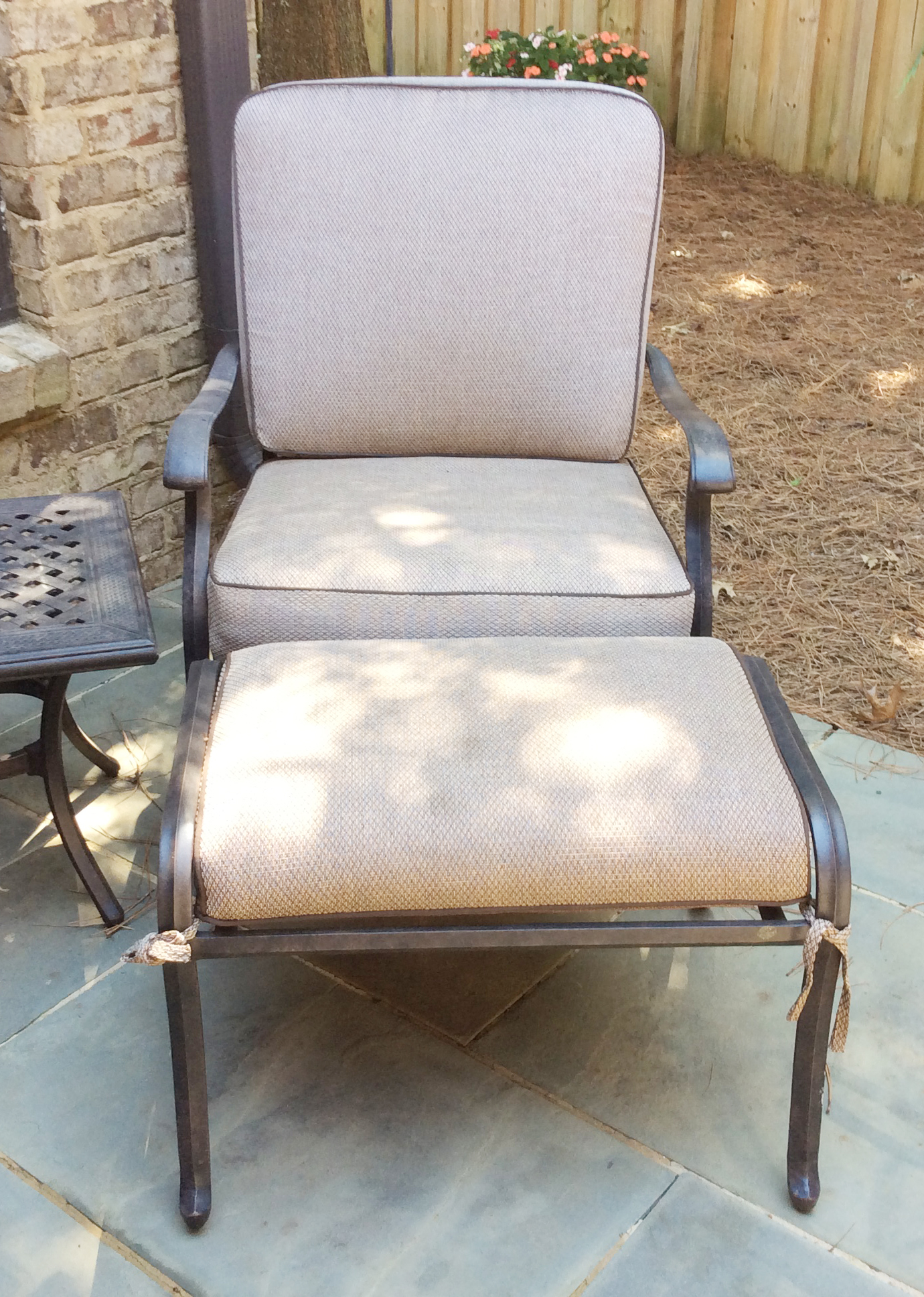 Bellingham patio replacement cushions patio furniture Replacement cushions for patio furniture