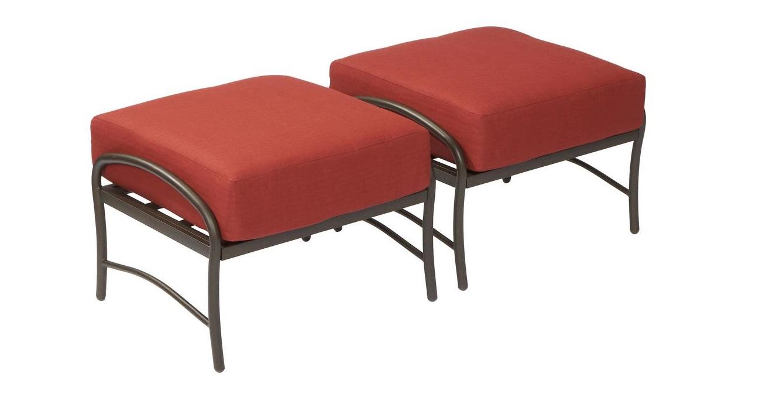 Hampton Bay Oak Cliff Otoman Replacement Cushion