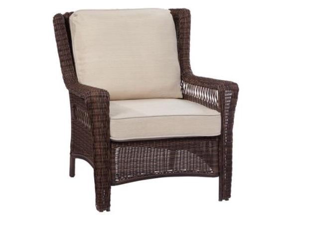 Hampton Bay Park Meadows chair Cushions