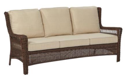 Hampton Bay Park Meadows sofa Replacement Cushions