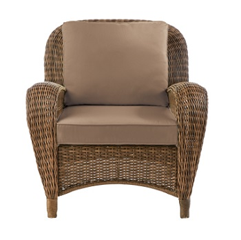 Hampton Bay Beacon Lounge Chair Cushions