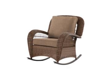 Hampton Bay Beacon Park Outdoor Rocking Chair Cushions
