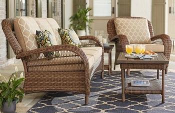 Hampton Bay Beacon Park Patio Replacement Cushions