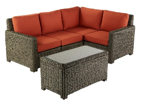 Hampton Bay Laguna Point Sectional Replacement Cushions
