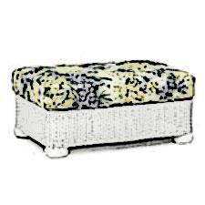 Lloyd Flanders Casa Grande large ottoman Cushion