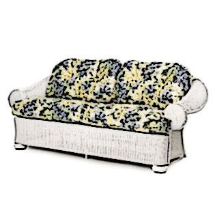 Lloyd Flanders Casa Grande sofa Cushions