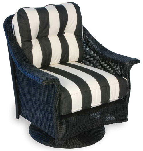 Lloyd Flanders Embassy swivel glider Cushion