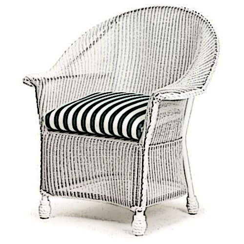 Lloyd Flanders Front Porch dining chair Cushion