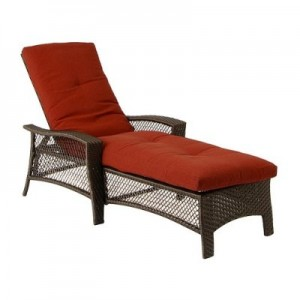 Target Mooreana Outdoor Patio Chaise Replacement Cushion