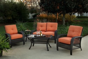 Agio Martinique Dining Set Replacement Cushions