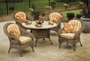 Agio Panama Dining set Replacement Cushions