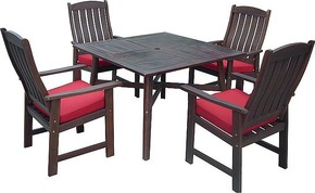 Garden Oasis Cabos Dining Set Replacement Cushions
