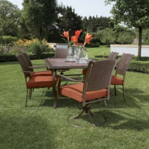 Garden Oasis Mojave 7pc Dining Set Replacement Outdoor Cushions
