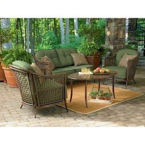 Garden Oasis Palmdale Deep Seating Replacement Cushions