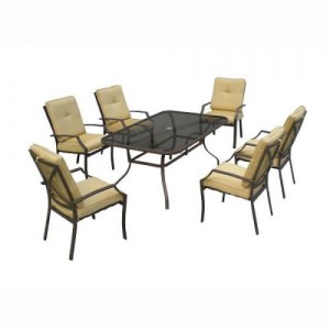 Garden Oasis Provence 7-piece Patio Dining Set Replacement Cushions