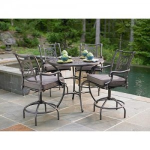 Garden Oasis San Marino Replacement Cushions for the High Dining Set