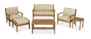Hampton Bay Camrose Chat Set Replacement Cushions
