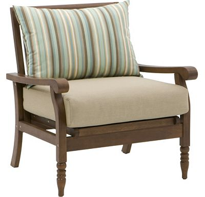 Thomasville Palmetto Estates Club Chair replacement cushions
