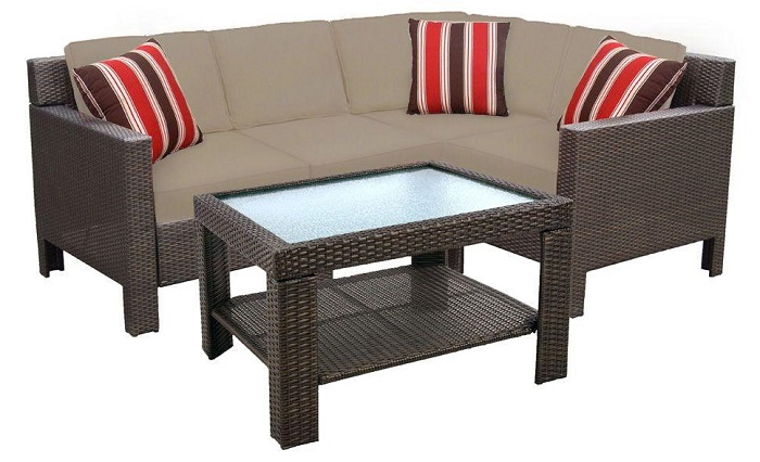 Hampton Bay Beverly Cushions Patio Furniture Cushions