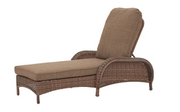 Hampton Bay Beacon Park Chaise Lounge Furniture Repair