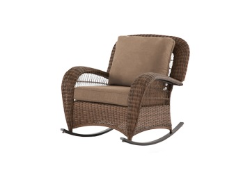 Hampton Bay Beacon Park Outdoor Rocking Chair Cushions