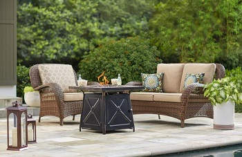 Hampton Bay Beacon Park Patio furniture repair