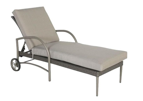 Hampton Bay Posada Outdoor Chaise Lounge Repair