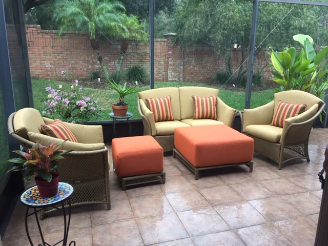 Target Summer Veranda Replacement Cushions