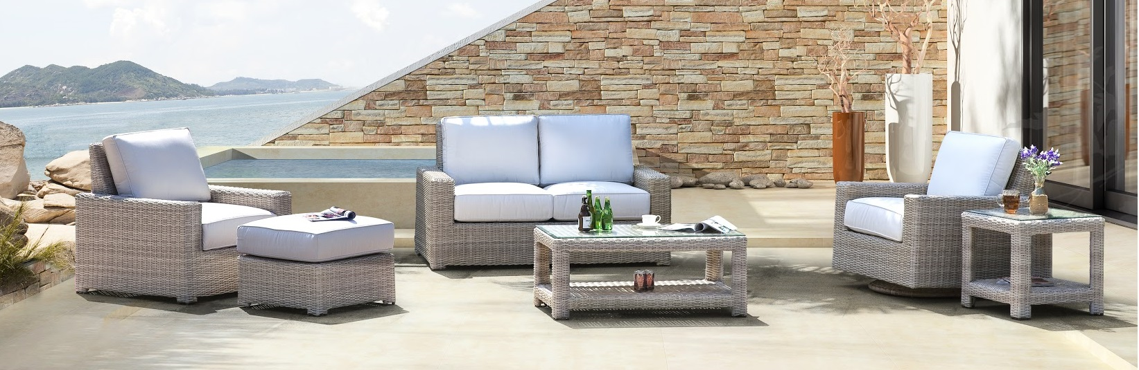Swell Portofino Replacement Cushions Patio Furniture Cushions Beutiful Home Inspiration Ommitmahrainfo