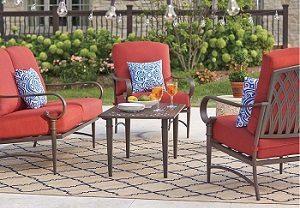 Hampton Bay Oak Cliff Home Depot Patio Cushions