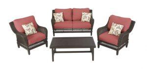 Home Depot Hampton Bay Woodbury Replacement Cushions