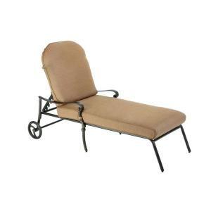 Hampton Bay Edington Chaise Lounge Replacement Cushions